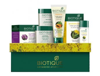 Festive Beauty Gift Boxes - Biotique
