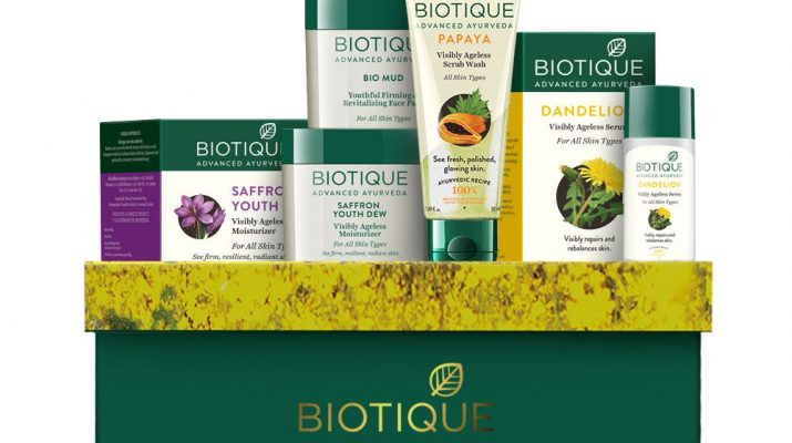 Festive Beauty Gift Boxes - Biotique