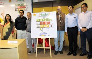 Freedom Refined Sunflower Oil presents Kitchen India Expo 2017 at Hitex from 13th to 15th October 2017 2