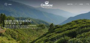 Goodricke Tea Launches its Gifting Site 2