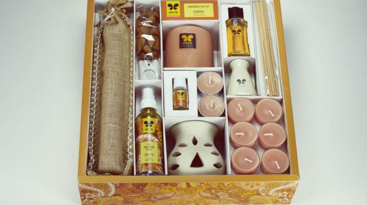 IRIS Aroma - Diwali gift pack from IRIS Home Fragrances