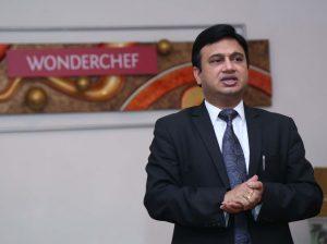 Mr Ravi Saxena - MD - Wonderchef Kitchen Appliances