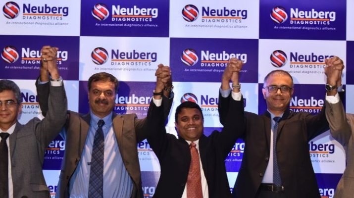 Neuberg Diagnostics will be an international alliance of 5 leading path labs