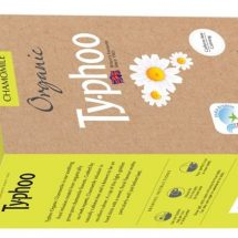 Organic Chamomile Tea – The de-stress cuppa – From Typhoo