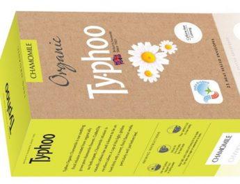 Organic Chamomile Tea - The de-stress cuppa - From Typhoo