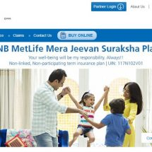 PNB MetLife launches Mera Jeevan Suraksha Plan – a life protection plan with comprehensive benefits