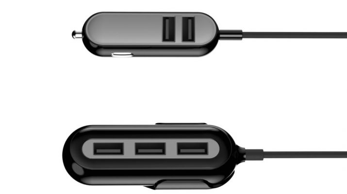 Portronics Launches 5 Port Car-Charger - Car Power IV -2
