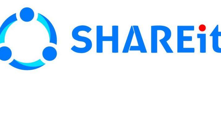 SHAREit strikes India with new Marketing strategy - Logo