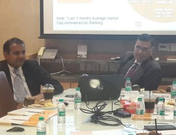 Sachin Shah - Fund Manager - Emkay Investment Managers Ltd - Krishna Kumar Karwa - MD - Emkay Global Financial Services Ltd