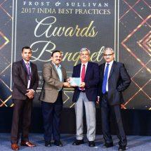Wipro Lighting wins 'India LED Lighting Visionary Innovation Leadership' Award 2017