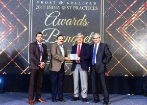 Sanjay Gupta - Business Head - Wipro Lighting wins India LED Lighting Visionary Innovation Leadership Award 2017