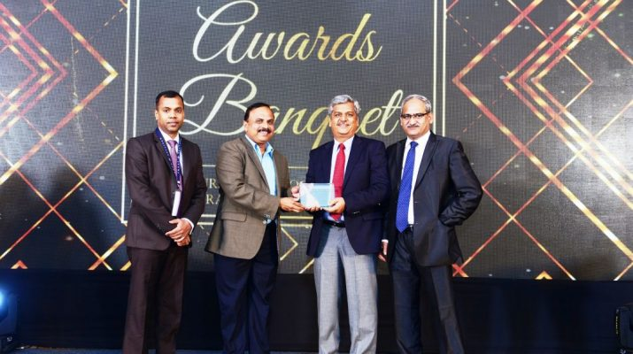 Sanjay Gupta - Business Head - Wipro Lighting wins India LED Lighting Visionary Innovation Leadership Award 2017
