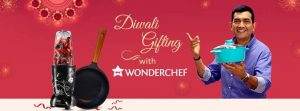 Wonderchef brings in Festive Kitchenware to add to the spirit of celebration of Diwali