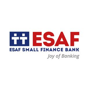 ESAF Small Finance Bank - Logo