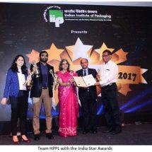 Huhtamaki PPL Ltd. wins 10 IndiaStar Awards for 'Excellence in Packaging'