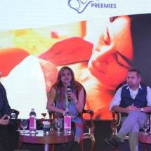 Renowned Doctors in the city came together to Pledge for Preemies at LactoClave
