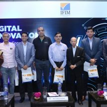 IFIM hosts Digital Innovation Conclave with NASSCOM, Government of India