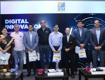 Members of Think Tank for analytics by IFIM - Digital Innovation Conclave