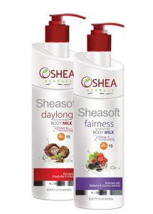 Oshea Sheasoft Nourishing Body Milk - Moisturize your skin with Oshea Herbals