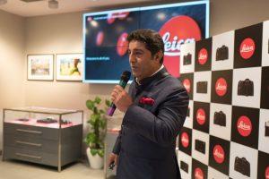 Sunil Kaul - Managing Director - Asia Pacific Region - Leica