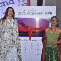 Vandana Shah announces the launch of DivorceKart