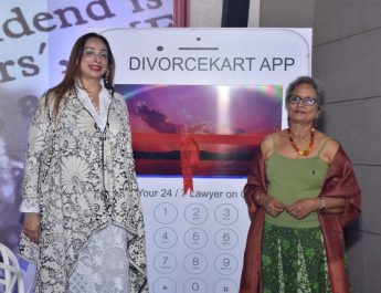 Vandana Shah announces the launch of DivorceKart 1