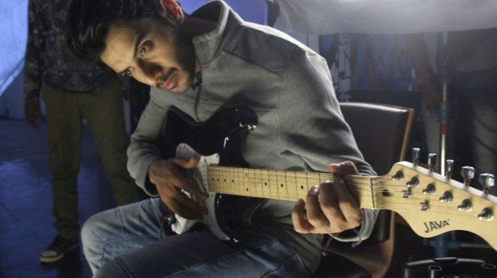 Vikram Singh Chauhan as Vyom from Ek Deewaana Tha
