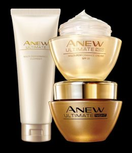 AVON Introduces ANEW ULTIMATE