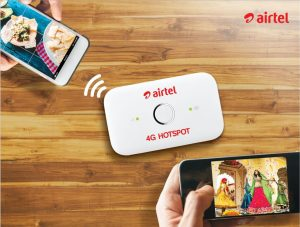 Airtel 4G Hotspot price slashed to Rs 999