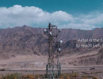 Airtel launches 4G Network in northern frontier - Leh - Kargil and Drass