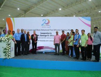 Amara Raja Batteries commissions Indias Largest and Most Advanced Two-Wheeler Battery Plant 1