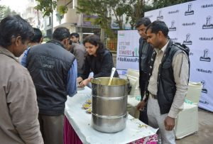 BIG FM NoKhaaliPet Campaign - Akshaya Patra Foundation 2