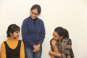 Bollywood Celebrity Swara Bhaskar at Autism Centre For Excellence