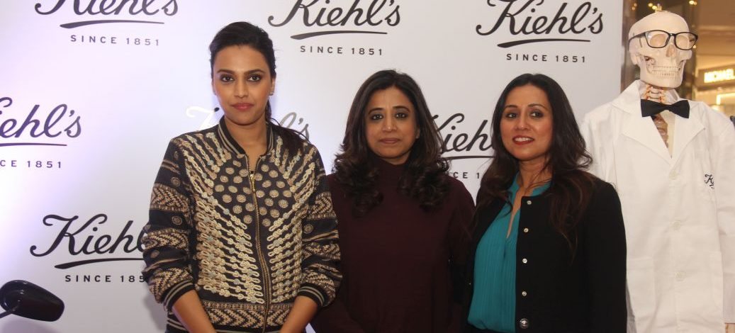 Bollywood Celebrity Swara Bhaskar Visits Autism Centre For Excellence In Association With Kiehl's India