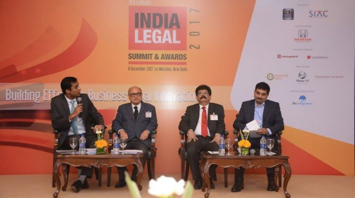 Countrys Law industry honoured at the 3rd edition of India Legal Awards 2