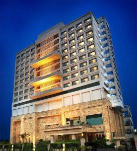 Crowne Plaza - Mayur Vihar - Final facade Shot