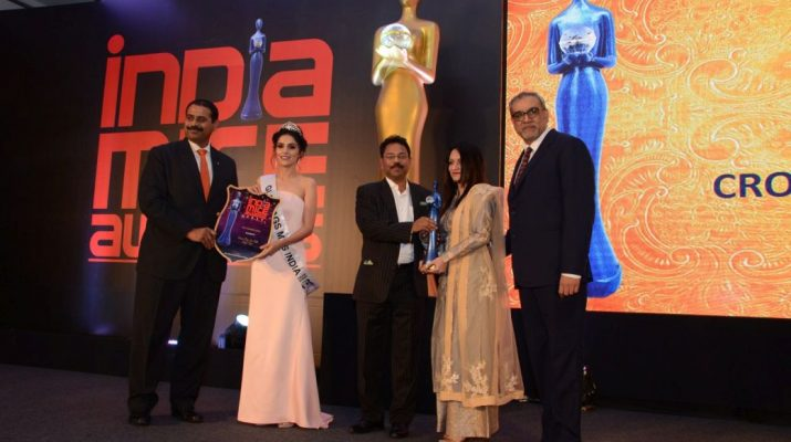 Crowne Plaza Mayur Vihar named The Best Business Hotel at India MICE Awards 2017