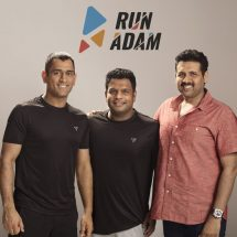 Dhoni backs Run Adam – A Sporting Talent App to help Realize Sporting Dreams