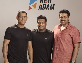 Dhoni backs Run Adam - A Sporting Talent App to help Realize Sporting Dreams