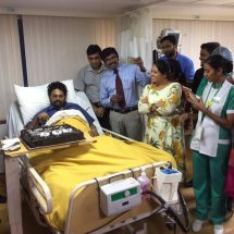 Doctors at Fortis Hospitals, Cunningham road successfully treated a severe dengue struck patient