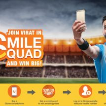 Gionee offers its loyal customers another reason to smile with international trips and more for grabs under Gionee Smile Squad