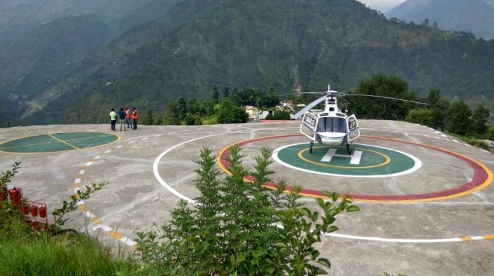 GoChoppers - The pioneer in end-to-end heli-tourism - Heli 2