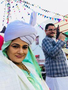 Guddi Maruti as Dulari Devi - HUM PAANCH PHIR SE