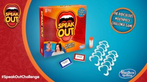 HASBRO BRINGS MOUTH PIECE CHALLENGE TO INDIA WITH SPEAK OUT GAME