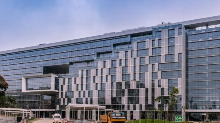 ITC Green Centre - Bengaluru - A LEED Platinum rated Green Building