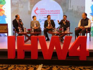 India Health and Wellness Summit And Awards - 4th edition