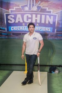 JetSynthesys and Sachin Tendulkar launch Sachin Saga Cricket Champions
