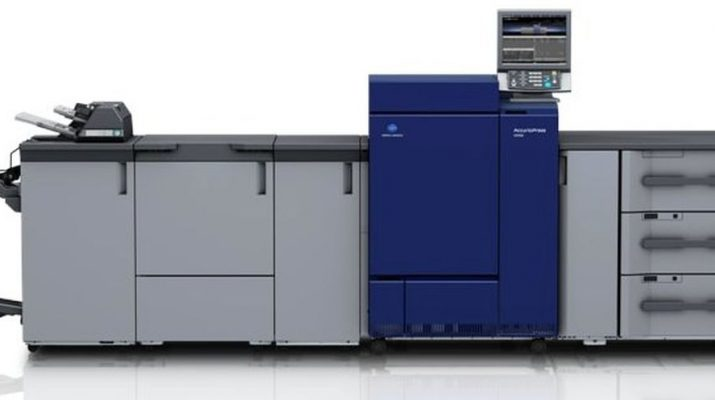 Konica Minolta To Showcase Its Latest Bizhub and Accurio Press Series Solutions At PAMEX 2017 - AccurioPress C6100