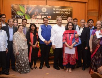 MVSTF signs MoUs with eminent corporates and philanthropists in presence of CM