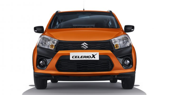 Maruti Suzuki expands the Celerio family - adds bold - sporty and trendy - CelerioX - 2